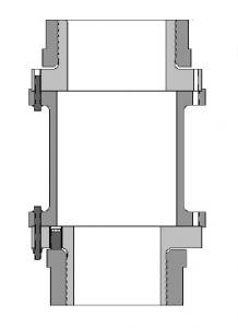 vertical rigid couplings