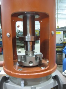 Vertical Clamp Coupling - vertical pump coupling