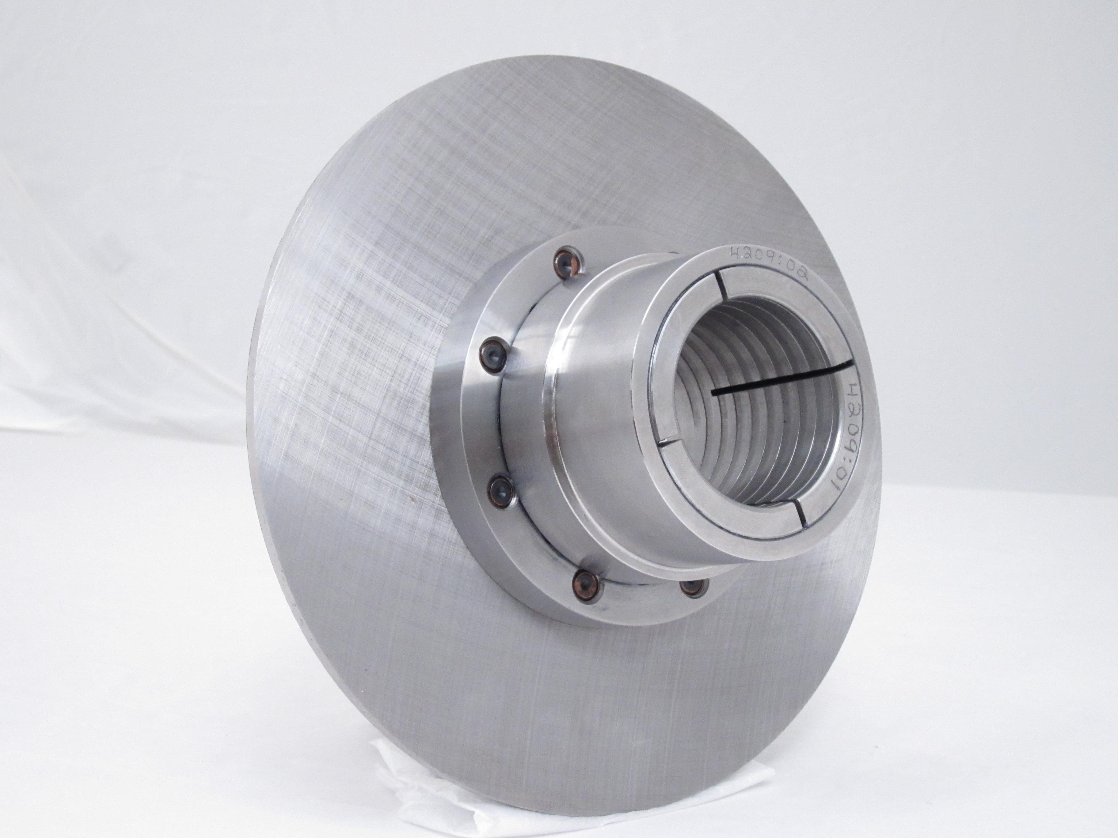 Clamp Hub with Brake Disc