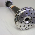 High speed coupling - carbon fiber