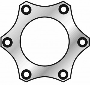 Disc Coupling Replacement