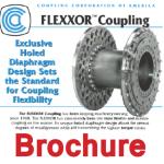 FLEXXOR flexible shaft coupling brochure